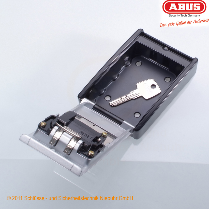 abus key garage 787 instructions