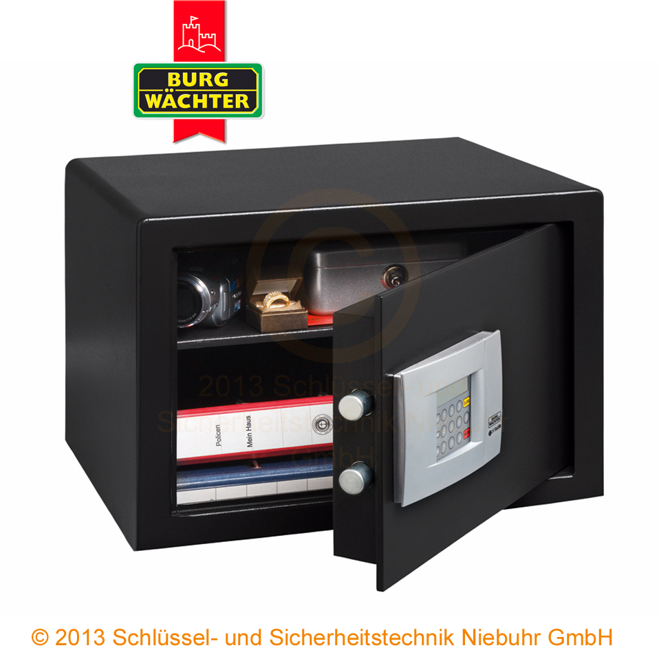 burg w chter tresor m beltresor pointsafe p1e p2e p3e ebay. Black Bedroom Furniture Sets. Home Design Ideas
